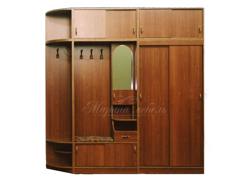 Прихожая теко-2 лдсп купить в москвe недорого мебель с вами.