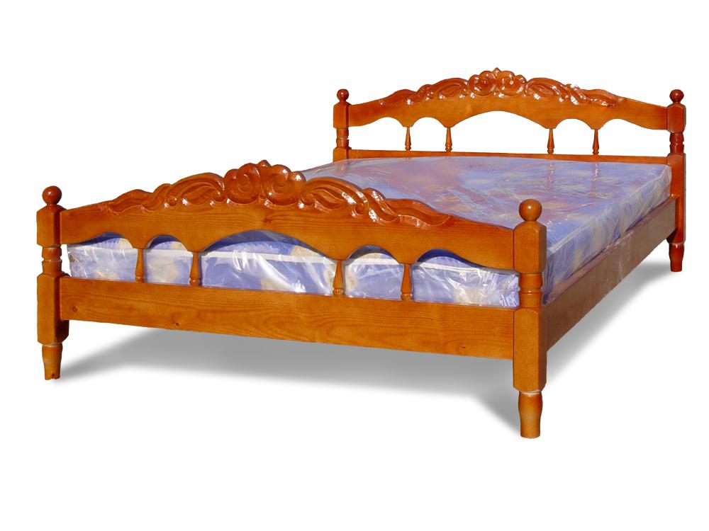 Кровати односпальные деревянные недорого