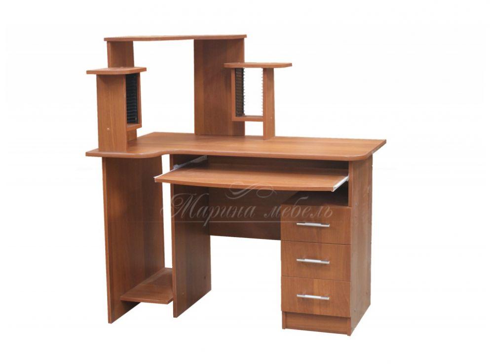 Стол компьютерный - марина мебель - магазин недорогой мебели.